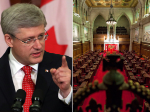 harper-senate
