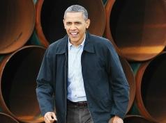 obama pipeline