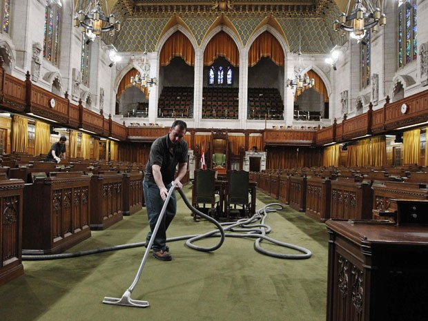 house-of-commons cleaner