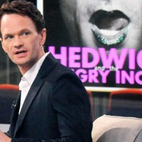 Neil Patrick Harris and Darby Stanchfield Visit Good Morning America
