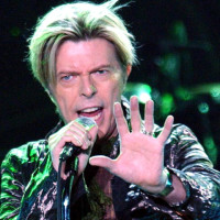 British singer David Bowie release single to mark 66th birthday
