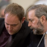 Thomas Mulcair Raoul Gebert