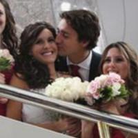 trudeau wedding