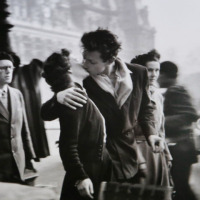 Marc De Mauregne claims to be the subject of the 1946 Robert Doisneau photograph 'The Kiss by The Hôtel de Ville'