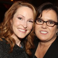 FILE: Rosie O'Donnell And Michelle Rounds Split After Two Years Of Marriage