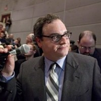 Ezra Levant is shown at the University of Ottawa in Ottawa on Tuesday, March 23, 2010. Former Sun TV personality Levant is taking to crowdfunding to help back his new media venture ??? The Rebel. THE CANADIAN PRESS/Pawel Dwulit