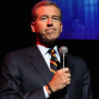 FILE: Brian Williams Takes Himself Off  Evening Newscast Temporarily The New York Comedy Festival And The Bob Woodruff Foundation Present The 8th Annual Stand Up For Heroes Event