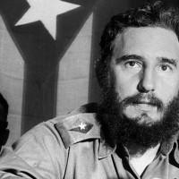 Fidel Castro - Revolutionary, Politician, Cuba*13.08.1926-adressing- 1960ies