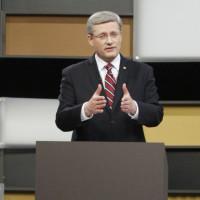 CANADA'S POLITICAL LEADERS TO CLASH IN TV DEBATE