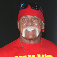 LAS VEGAS, NV - JUNE 10:  Wrestler Hulk Hogan attends the Licensing Expo 2015 at the Mandalay Bay Convention Center on June 10, 2015 in Las Vegas, Nevada.  (Photo by Gabe Ginsberg/Getty Images)
