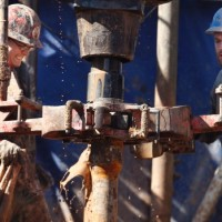 oil-workers