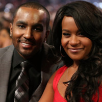 "FILE  JULY 26, 2015: Bobbi Kristina Brown passed away on July 26, 2015 at an Atlanta, Georgia Hospice facility. Bobbi Kristina was found unconscious in a bathtub on January 31, 2015 and was put in a medically induced coma with life support. She was moved to hospice care on June 24, 2015. It has been reported that her co-guardians Pat Houston and Bobby Brown decided to withdraw any further medications or life support. LOS ANGELES, CA - OCTOBER 11:  Nick Gordon and Bobbi Kristina Brown attend ""We Will Always Love You: A GRAMMY Salute to Whitney Houston"" at Nokia Theatre L.A. Live on October 11, 2012 in Los Angeles, California.  (Photo by Christopher Polk/WireImage)"