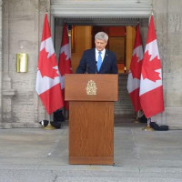 harper writ drop