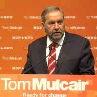 mulcair campaign
