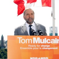 mulcair election