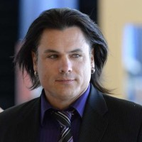 Suspended senator Patrick Brazeau arrives at the courthouse for his trial for allegations of assault and sexual assault from an incident in 2013, in Gatineau, Que., on Friday, June 19, 2015. THE CANADIAN PRESS/Justin Tang  / 0801 suspensions