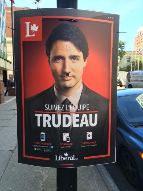 Image result for Hitler or Trudeau