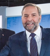 mulcair debate