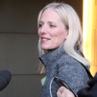 Environment Minister Catherine McKenna - Ottawa First Ministers Meeting - Premiers - Climate Change - Museum of Nature - Nov 23 2015 - Sam photos 4