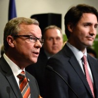 brad-wall-justin-trudeau-climate-change-first-ministers-meeting-nov-23-2015