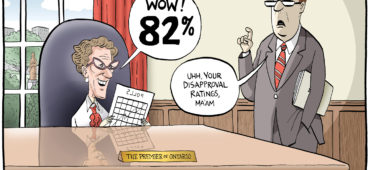 Kathleen Wynne mistakes high poll number for popularity