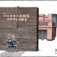 Canada's Veteran Affairs impedes Norwegian veteran Petter Blindheim from getting care