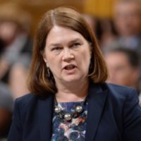 Health Minister Jane Philpott answers a question during Question Period in the House of Commons on Parliament Hill in Ottawa on Thursday, June 16, 2016. THE CANADIAN PRESS/Adrian Wyld