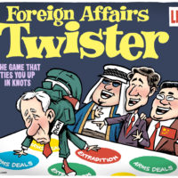Stephane Dion plays Foreign Affairs twister from Justin Trudeau's policies