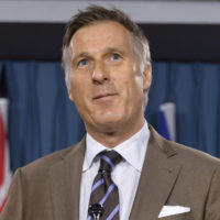 Conservative leadership candidate Maxime Bernier holds a press conference in Ottawa on Monday, Oct. 17, 2016. iPolitics/Matthew Usherwood