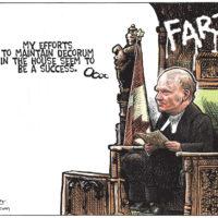 Canada's House Speaker Geoff Regan lets Michelle Rempel's 'fart' comment pass