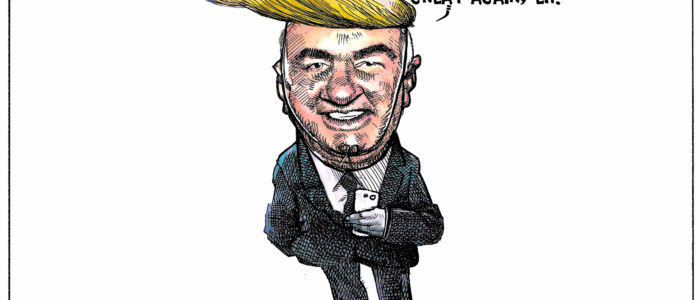 Kevin O'Leary wil make Canada great again