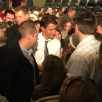 trudeau-at-town-hall-in-kingston-ont