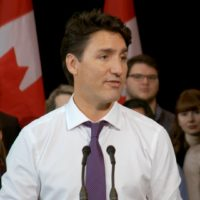 trudeau town hall