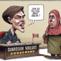 Kellie Leitch screens immigrants with Canadian values questions