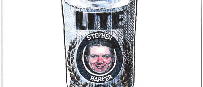 New Conservative leader Andrew Scheer is Stephen Harper lite - Color