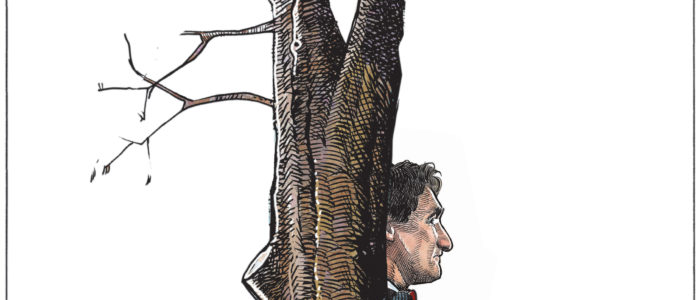 Justin Trudeau hiding illustrates Liberals transparent government