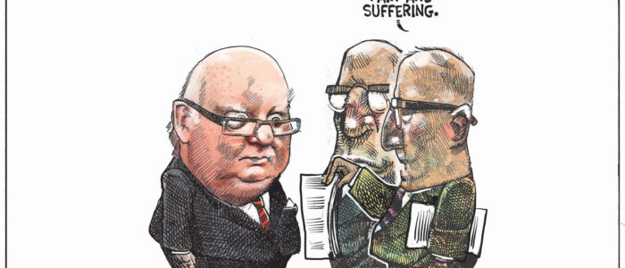 Canadian taxpayers counter-sue Mike Duffy