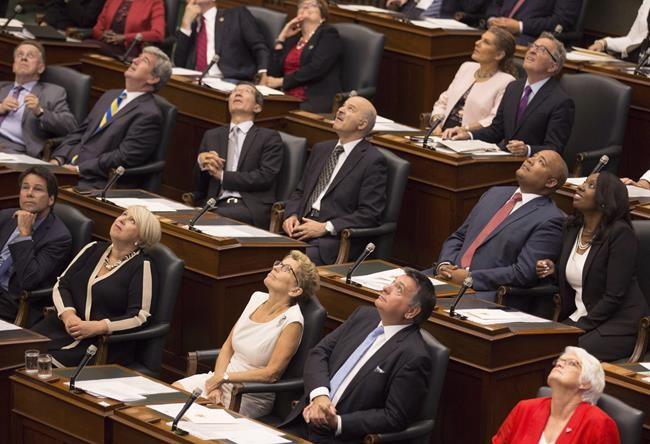ontario legislature resumes amid two liberal trials focus