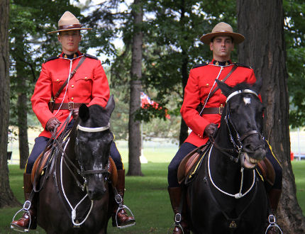 rcmp dating site dating a police lieutenant