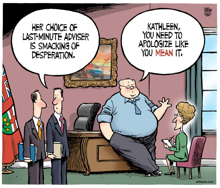 Wealthy Neil Young A Lot Like Rich Oil Man as well Desperate Kathleen Wynne Hires Rob Ford As An Advisor likewise 60 Ridiculously Stupid Republican Quotes as well Cartoons Donald Trumps Foreign Policy likewise Political Cartoon Marches Against Donald Trump Conway Spicer. on opinion political cartoons