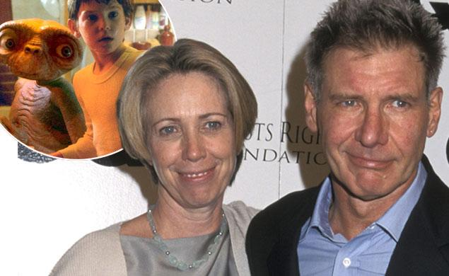 Melissa Mathison, 'E T ' screenwriter and ex-wife of Harrison Ford