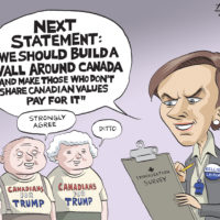 Canadians for Trump agree with Kellie Leitch's anti-Canadian values question