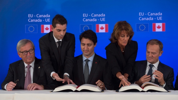Canada Eu Trade Agreement Clears Two More Hurdles In Europe