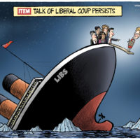 Kathleen Wynne forced to walk plank on sinking Liberals' ship