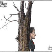 Justin Trudeau hiding illustrates Liberals transparent government