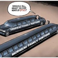 Justin Trudeau chastises Bill Morneau over optics of 'family fortune'