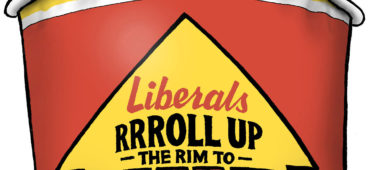 Ontario Liberals offer Roll Up the Rim To Wynne