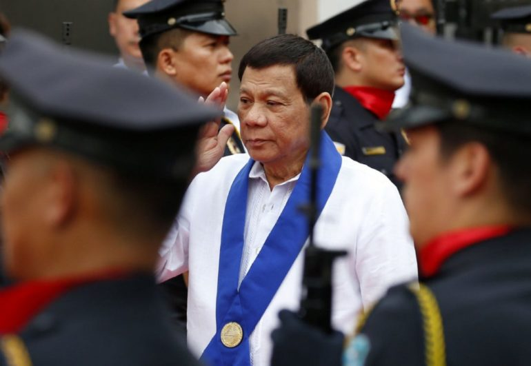 presidents of the philippines and their President of the philippines duterte says that us shut their doors to him and refused to sell him arms because they accused him of rights violations explore.