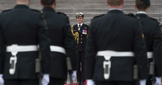 Canadian Forces looking into allegations of white-supremacist