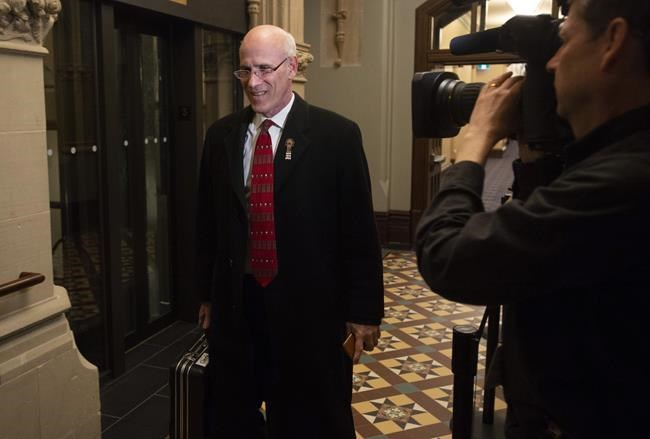 Michael Wernick, clerk of the Privy Council, bids farewell to public service